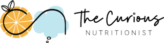 The Curious Nutritionist - Logo