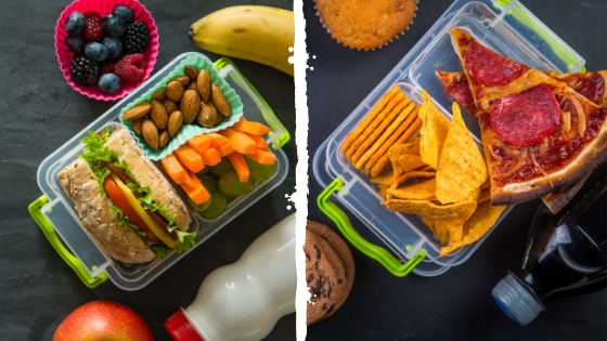 The Solution To Healthy Eating Without Lunch Box Policing The Curious Nutritionist